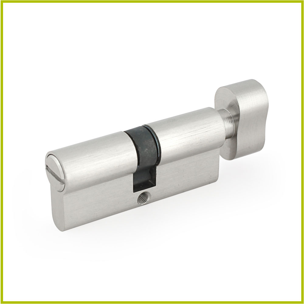 Coin And Knob Cylinder